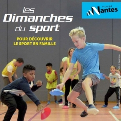 Les dimanches du sport - Gymnase Port-Boyer