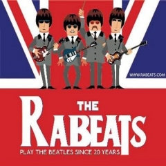 The Rabeats : Best of The Beatles