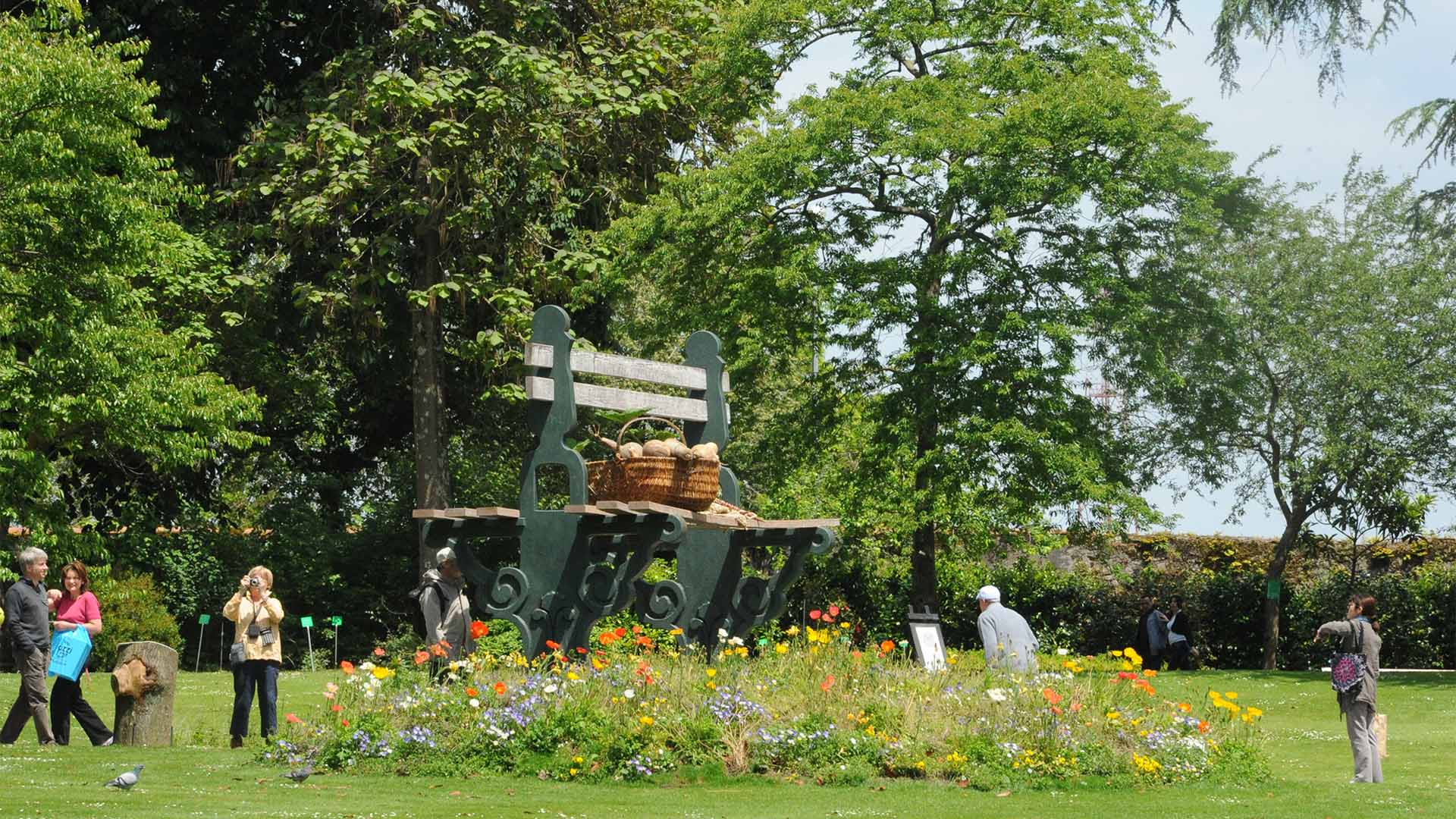 Appartement Avec Jardin Nantes les parcs et les jardins à nantes